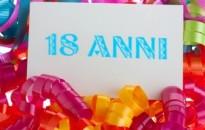 Inviti fai da te per la festa di 18 anni