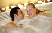 San Valentino in un centro benessere