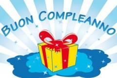 Frasi di auguri di Buon Compleanno