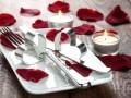 Apparecchiare la tavola per San Valentino