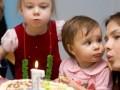 Festeggiare il suo primo compleanno