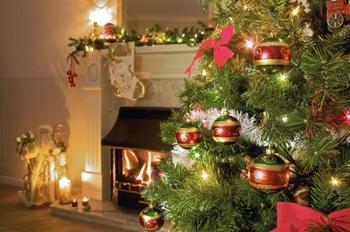 Decorazioni Per Casa Natalizie : Addobbi di natale in casa decorazioni per albero di natale
