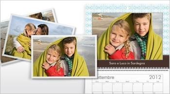 Calendario Fotografico Personalizzato.Regalare Un Calendario Personalizzato
