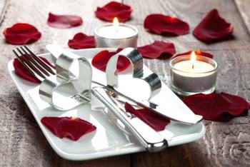 San Valentino Tavolo.Apparecchiare La Tavola Per San Valentino