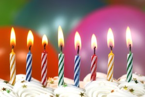 auguri per un compleanno